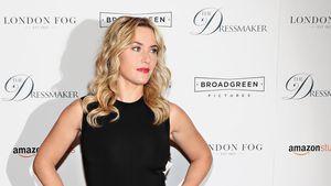 Für neuen Film: Kate Winslet dreht noch immer Nacktszenen