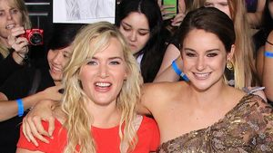 Shailene Woodley schlug schwangere Kate Winslet!