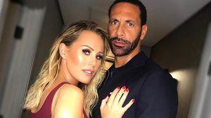 Rio Ferdinands Verlobte hat Angst, zur Brautzilla zu werden