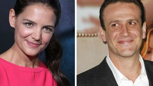 Seit HIMYM: Katie Holmes & Jason Segel verliebt?