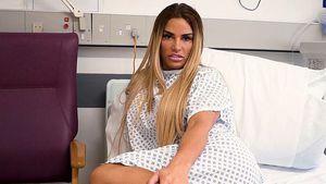 Katie Price' Fußverletzung ist schlimmer, als Ärzte dachten!