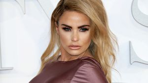 "Katie Price bei der ""Fifty Shades Darker""-Premiere in London"