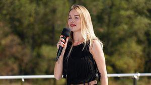 """So schlägt sich """"Let's Dance""""-Profi Katja beim DSDS-Casting"""