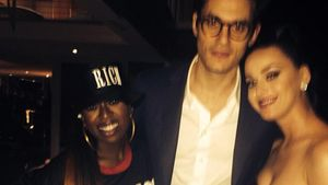 Katy Perry, John Mayer und Missy Elliott