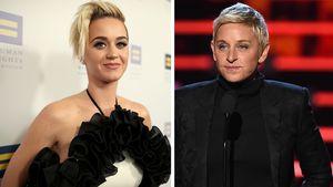 Nach Vorwürfen: Katy Perry stärkt Ellen DeGeneres den Rücken