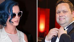Wird Katy Perry bald die Frau von Paul Potts?