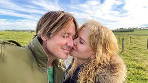 Einsame Zeiten: Keith Urban steht Nicole Kidman zur Seite