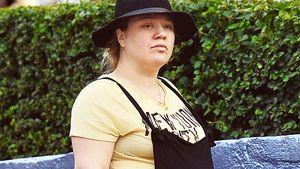 Kelly Clarkson: Schwangerschaft war schlimmste Zeit für sie!