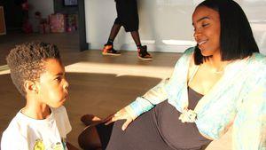 Kelly Rowland plaudert offen über zweite Schwangerschaft