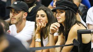 Echt ein Paar? Kendall Jenner feuert Jordan Clarkson an!