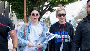 Kendall, Selena, TayTay & Co.: Promis gegen Waffengewalt!