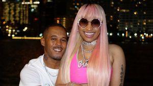 Nicki Minaj und ihr Knacki-Lover doch noch nicht verheiratet