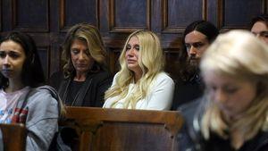 Kesha im Gerichtssaal