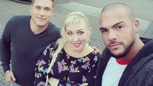 Kevin, Manuel und Àsa
