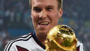 Geburt verpasst: Dieser Fußball-Weltmeister ist jetzt Papa!