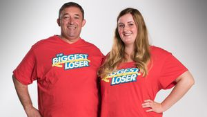 "Kevin und Anastasia bei ""The Biggest Loser"" 2017"