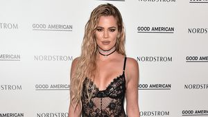 "Khloe Kardashian bei der ""Good American"" Eröffnung 2016"