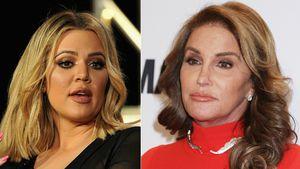 Khloe Kardashian und Caitlyn Jenner