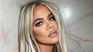 Wow-Fotos: Khloé Kardashian begeistert mit blonder Mähne