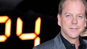 Doch kein Liebesglück: Kiefer Sutherland ist solo!