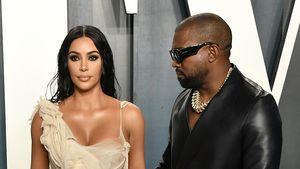 Während Isolation: Kim K. braucht Abstand von Ehemann Kanye!