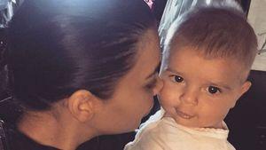 Kim Kardashian weiß: Reign wird der BFF von Söhnchen Saint!