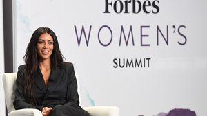 Kim Kardashian beim Forbes Women's Summit 2017
