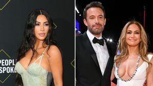 Red-Carpet-Auftritt als Paar: Kim Kardashian feiert Bennifer