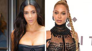 Kim Kardashian und Beyoncé