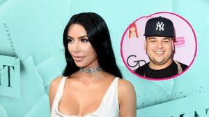 Kim Kardashian verrät: Rob ist wieder bei KUWTK dabei!