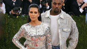 Kim Kardashian und Kanye West bei der Met Gala
