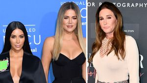 Wie stehen Kim und Khloé Kardashian zu Caitlyn Jenner?