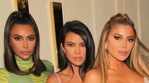 Heiße Crew: Alle Kardashian-Girls feiern Larsa Pippens B-Day