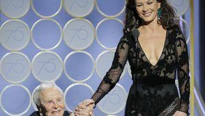 Catherine Zeta-Jones' rührender B-Day-Post an Kirk Douglas