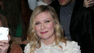 Kirsten Dunst bei der Fashion Week Paris 2017