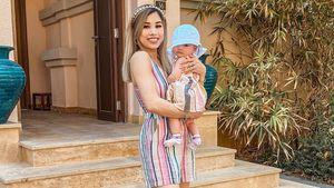 Mit Mann und Kind: Kisu zeigt stolz ihre kleine Familie!