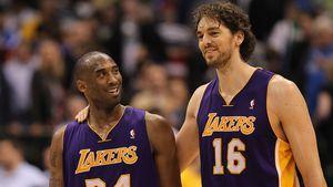 Rührend: Kobe Bryants Freund benennt Baby nach Gianna (†)