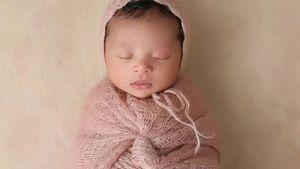 Wie niedlich! Dieses Wollknäuel ist Kobe Bryants süßes Baby