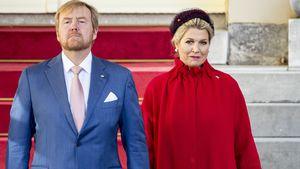 Schock für Willem & Máxima: Bei ihnen wurde eingebrochen!