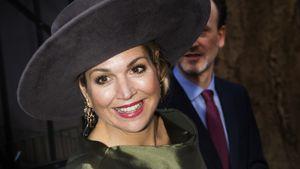 Das Lächeln sitzt! Königin Maxima endlich ohne Zahnspange