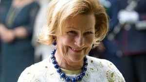 So lässig feiert Königin Sonja von Norwegen 83. Geburtstag