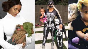 1. Halloween: So süß sind die Verkleidungen der Promi-Kinder