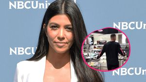Nach Insta-Drama: Kourtney Kardashian unterwegs mit Younes!
