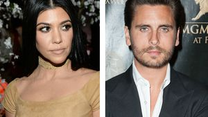 Kourtney Kardashian & Scott: Gibt es ein Liebes-Comeback?