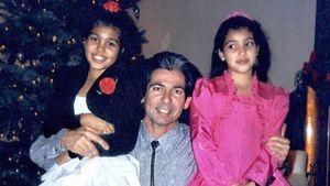 """""""Miss u"""": Kardashian-Geschwister gedenken totem Papa zu Bday"""