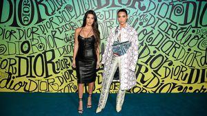 Kardashian-Prügelei: Kourtney kratzte Kim sogar blutig!