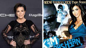 Kris Jenner und das Cover von Kim Kardashians Sex-Tape