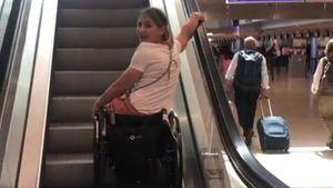 So cool meistert Kristina Vogel Alltagsprobleme im Rollstuhl