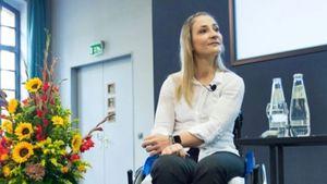 Kristina Vogel: Starke Worte bei erstem Auftritt seit Unfall