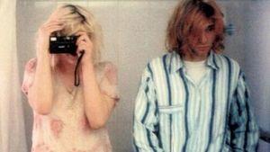 Kurt Cobain: Ist DIES das erste Selfie der Welt?